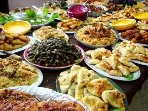 Do Nations Express Themselves In Their Foods?