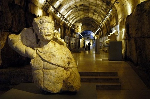 Ottoman cellars in Lebanon turned into 'Cave of Arts' museum - World
