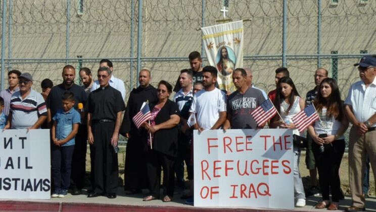 Iraqi Christians denied asylum in US, facing looming expulsion