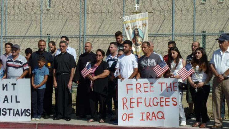 Iraqi Christians denied asylum in US, facing looming expulsion