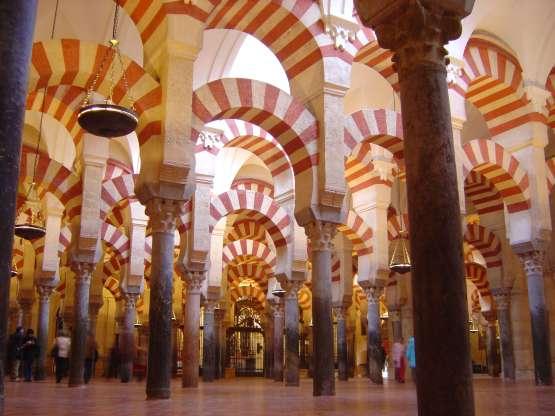 Moorish Spain's Love Affair Par-Excellence