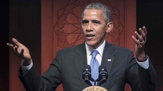 Important Remarks by the President at Islamic Society of Baltimore