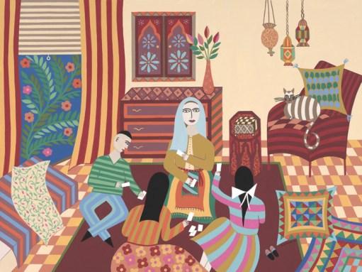 Heritage Month: Arab Americans as Visual Artists