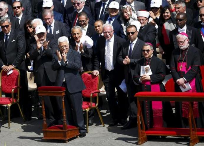 Two Palestinian Nuns Named Saints by Pope Francis