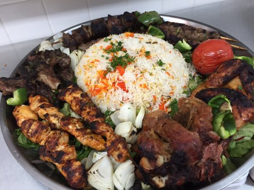 100 Best Arab Restaurants Around America!