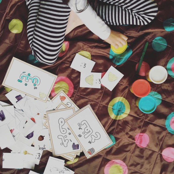 6 Tips for Teaching Arabic to Your Kids