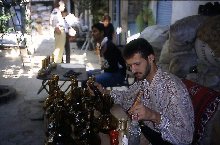 The Glass Makers Of Syria Have A History As Old As Time