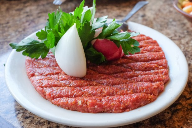 Kibbeh nayeh the finest lebanese dish for all festivities forumfinder Image collections