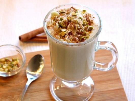 Sahlab - Dessert Pudding
