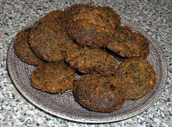 Egyptian Ta'miya (Falafel)