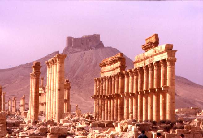PART I:  Syria - The Fountainhead of Western Civilization