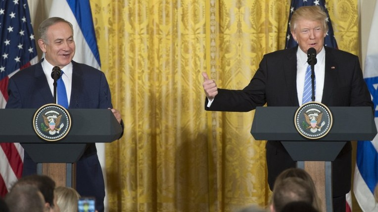 The Worst Statements Made at Trump-Netanyahu Press Conference