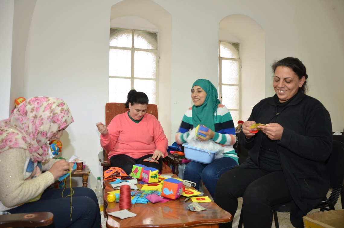 Darzah and Child's Cup Full: Palestinian Brands Helping Refugees