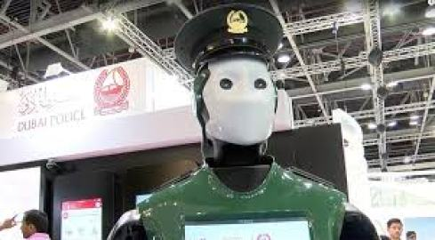 Another First: Dubai Welcomes First Robotic Officer to Police Force