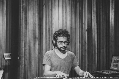 Meet the Lebanese Jazz Musician Tarek Yamani