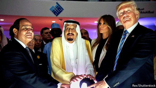 How the Arab World Views Trump and his Effect on their Relationship