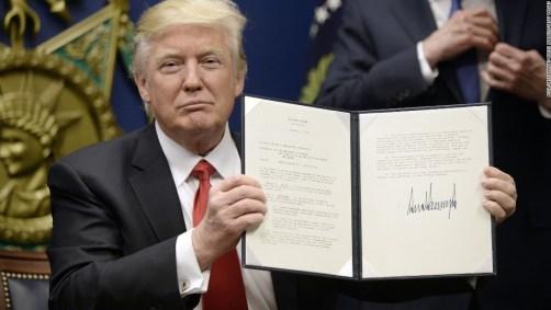 Trump Must Abandon Discriminatory Muslim and Refugee Ban