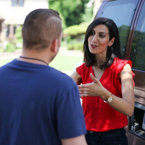 Meet the Arab American Woman Who is Seeking a Congressional Seat in Michigan