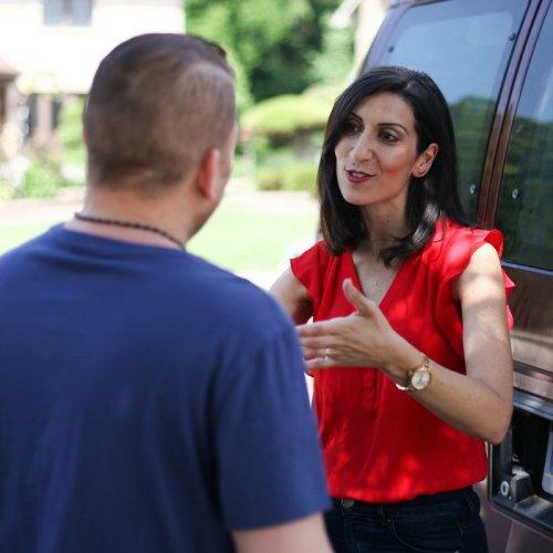 Meet the Arab American Woman Who is Seeking a Congressional Seat in Michigan