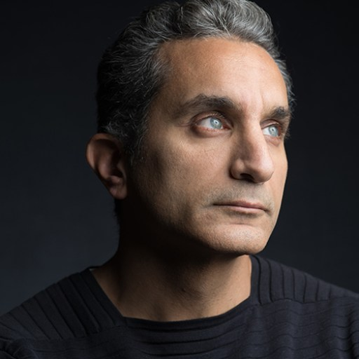 "Bassem Youssef Performs ""The Joke Is Mightier than the Sword"" at the University of Michigan"