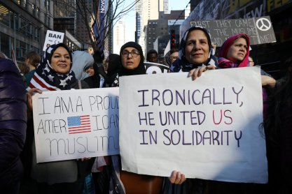 Tweets and the Travel Ban: A Shocking Week for Arab Americans