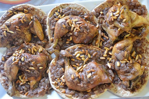 Musakhkhan: The Jerusalem of Palestinian Cuisine