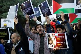 India's Muted Response to Trump's Jerusalem Move Stokes Arab Unease