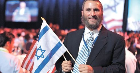 Rabbi Boteach Bashes BDS & the LORD(E)