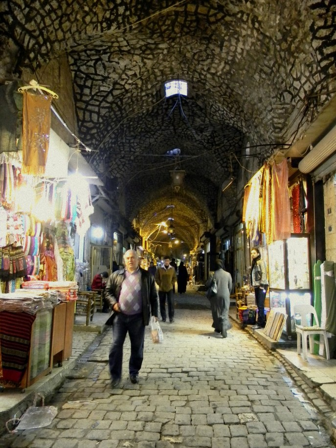 The Colorful Chaos of the Souqs