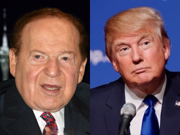 Sheldon Adelson's Effect on Trump's Policies