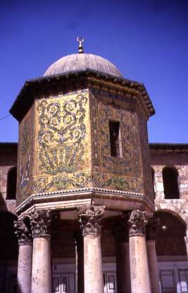 The Umayyad Mosque - Damascus' Crowning Glory