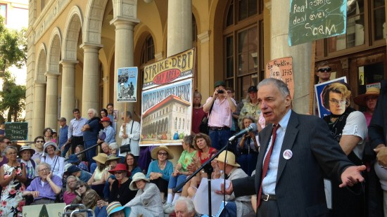 The Life and Legacy of Ralph Nader