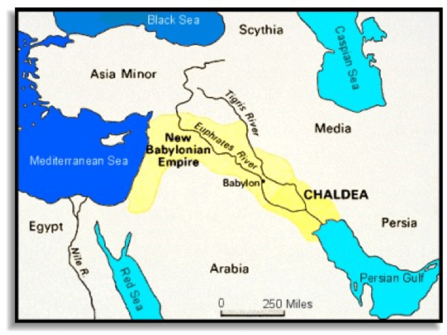 Chaldeans--Are they Arabs?