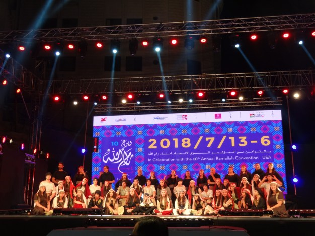 Reviving their Roots, Family Travels to Convention in Ramallah, Palestine