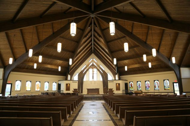 Michigan's Newest Arab American Church to be Dedicated--St. Sharbel Maronite Catholic Church