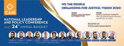 CAIR National Leadership and Policy Conference & 24th Banquet