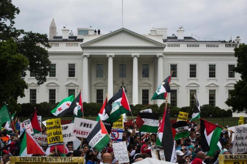 A Brief History of Arab American Political Participation