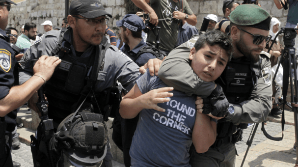 News Flash: Does your Police Department Receive Israeli Police Training?