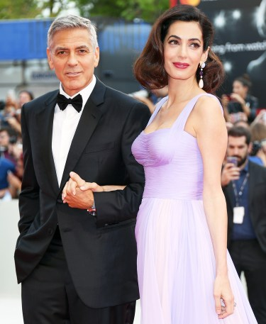 Amal Clooney: George Clooney's First Date with his Now-Wife almost NEVER Happened