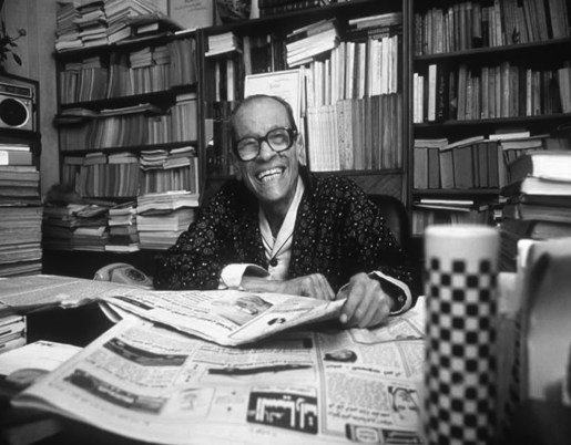 Naguib Mahfouz's Newly Discovered Stories to be Published This December