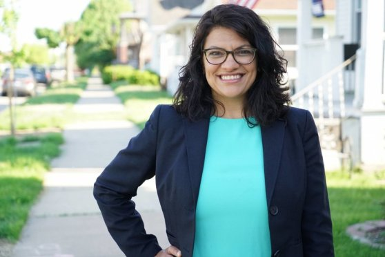 Rashida Tlaib: Amazon Got New York and Virginia to Overpay. Detroit Is Used to It