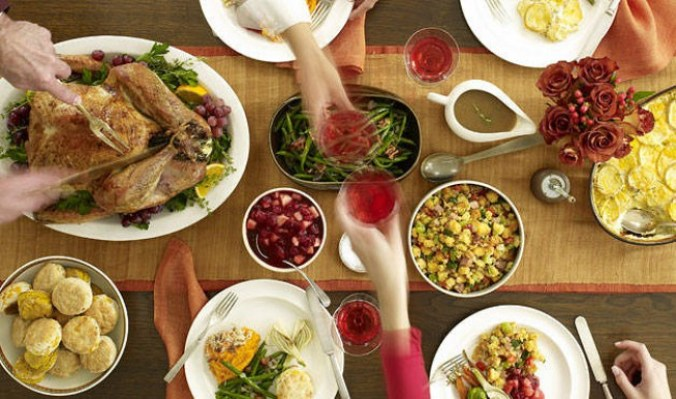 Celebrating Thanksgiving, is America Following the True Values