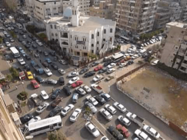 Driving While Arab: Mastering the Art and Challenge of Navigating Highways and Byways of Arab Cities
