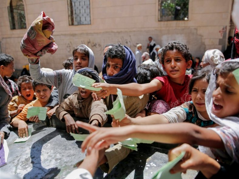 Are Arab Americans Responding to the Disaster in Yemen?