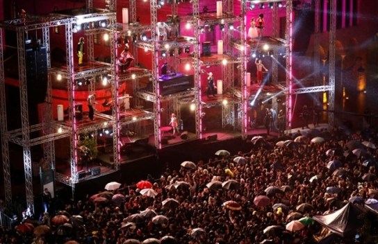 Beirut Hosts 'Best Party in Middle East' for New Year's Eve