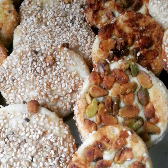 Middle Eastern Holiday Baking--Barazek