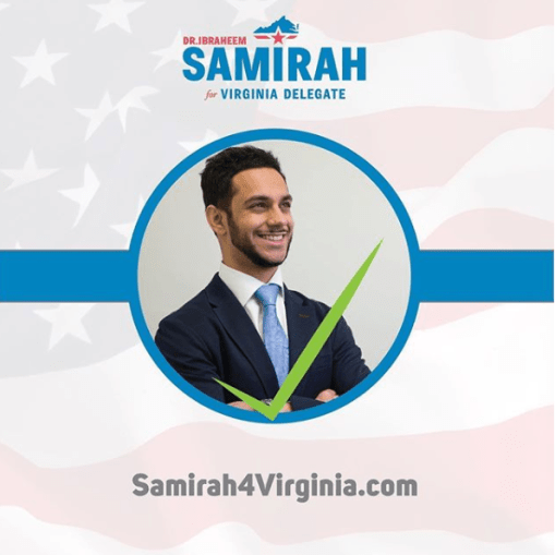 How Northern Virginia Arab Americans Helped this Candidate Win an Election