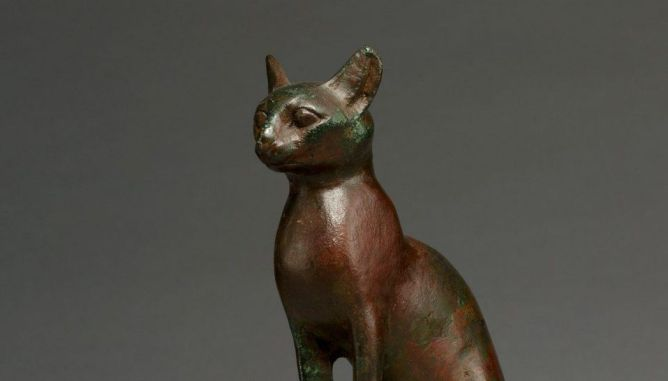 Cats In Ancient Egypt Didn't Look The Way You Think
