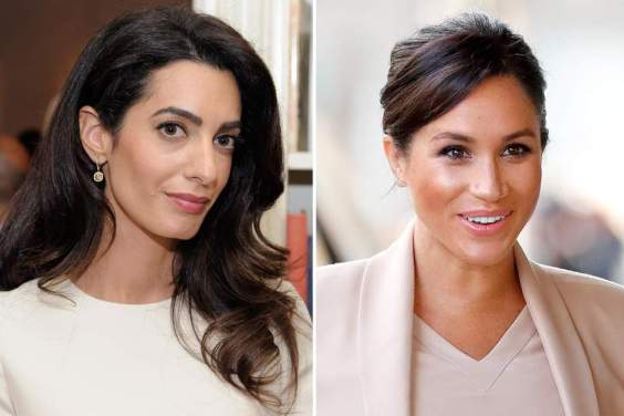 How Meghan Markle and Amal Clooney became London's new power pairing
