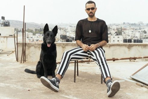 Young Palestinian Musician Aims To Change Tune Of Arab Society